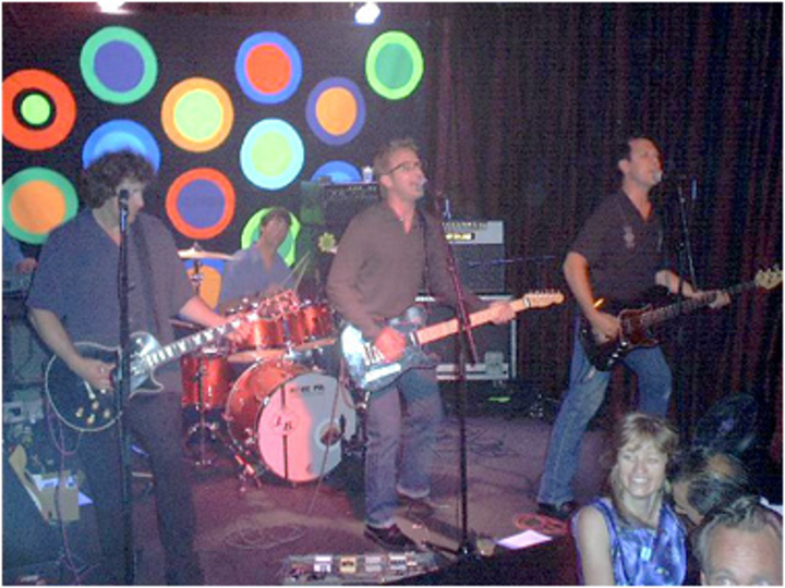 The Tearaways Tour Dates