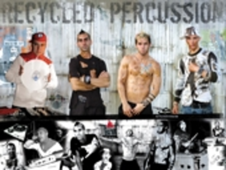 recycled percussion Tour Dates