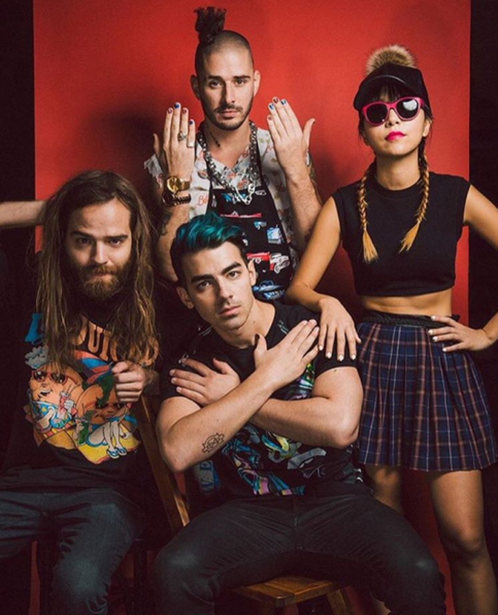 DNCE @ Spectrum Center - Charlotte, NC