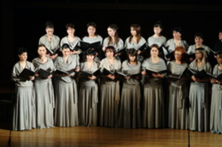 Gori Women's Choir Tour Dates