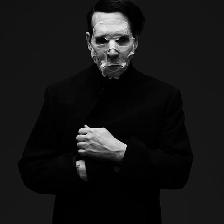 Marilyn Manson @ AccorHotels Arena - Paris, France