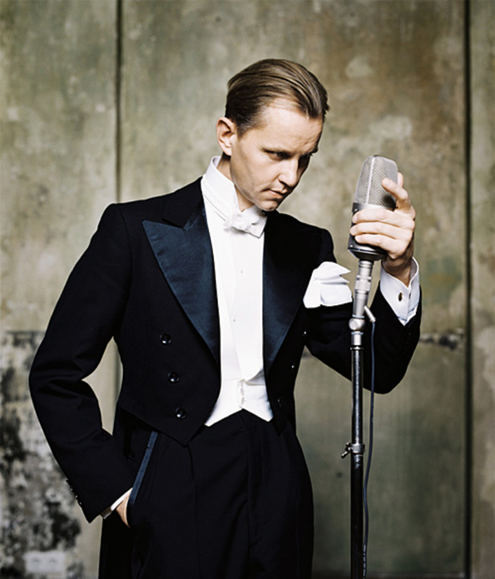 Max Raabe @ samsung hall - Zurich, Switzerland
