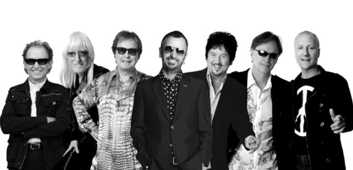 Ringo Starr & His All Starr Band Tour Dates