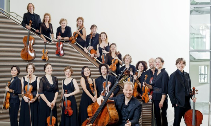 Amsterdam Sinfonietta Tour Dates