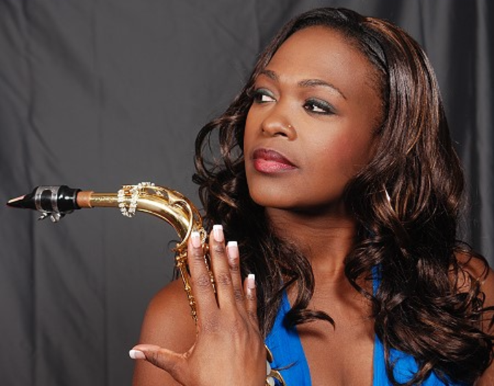 Jeanette Harris @ Bethesda Blues & Jazz Supper Club - Bethesda, MD