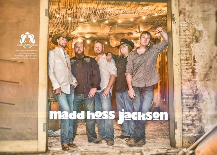 Madd Hoss Jackson Tour Dates