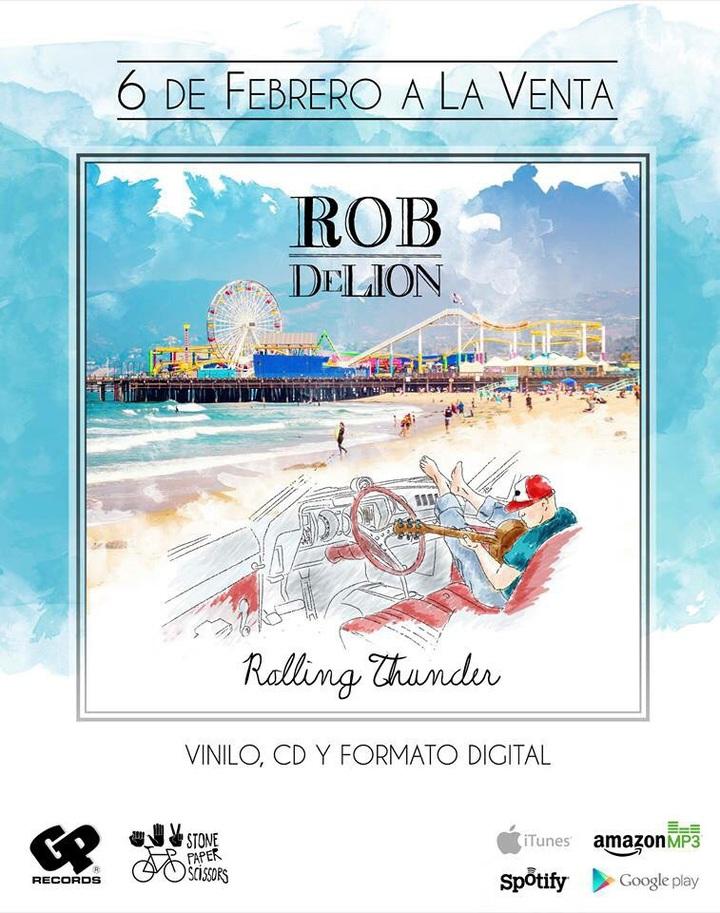 Rob Delion Tour Dates