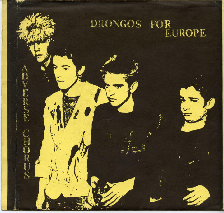 Drongos for Europe @ Warehouse23 - Wakefield, United Kingdom