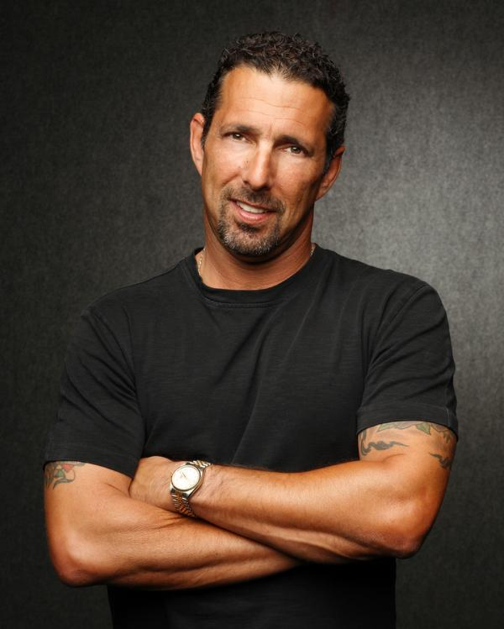 Rich Vos @ Brad Garrett Comedy Club at MGM Grand Hotel and Casino - Las Vegas, NV