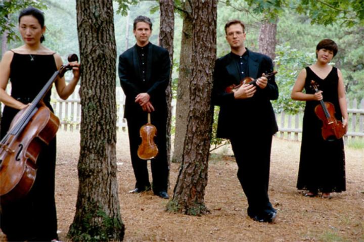 Borromeo String Quartet Tour Dates