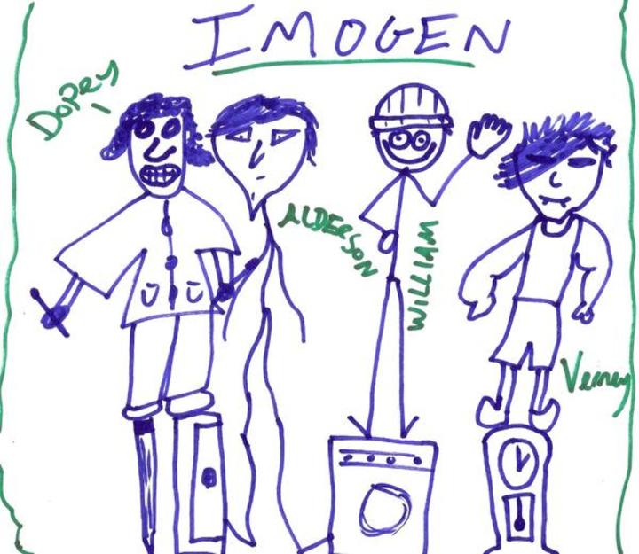 Imogen Tour Dates
