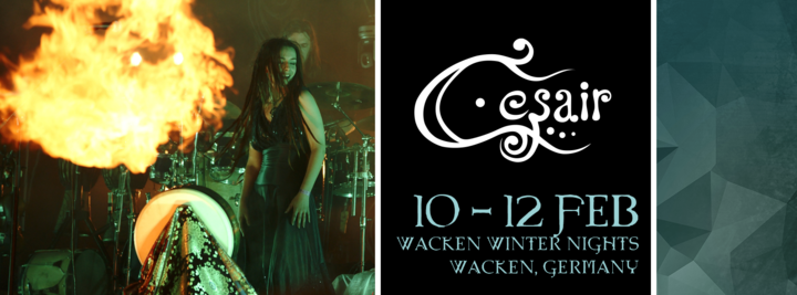 Cesair @ Wacken Winter Nights - Wacken, Germany