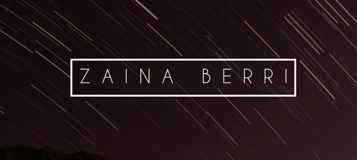 Zaina Berri Tour Dates