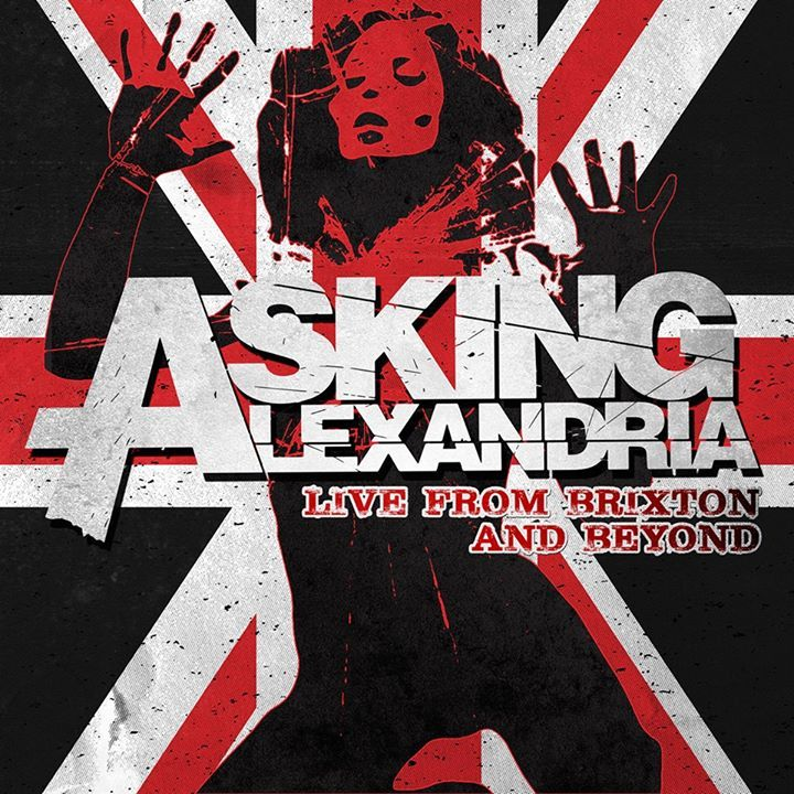 Asking Alexandria @ Donington Park - Leicestershire, United Kingdom