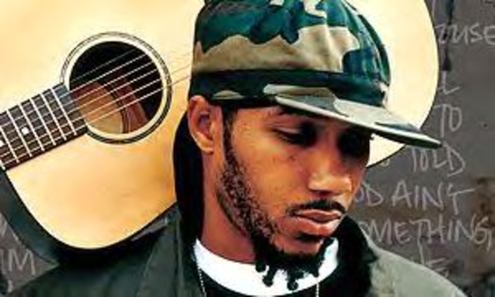 Lyfe Jennings @ Whitney Hall @ The Kentucky Center - Louisville, KY