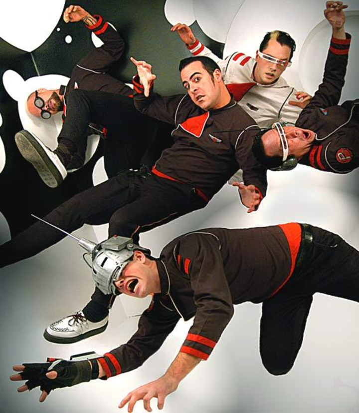 The Phenomenauts Tour Dates
