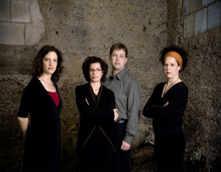 Quatuor Bozzini Tour Dates