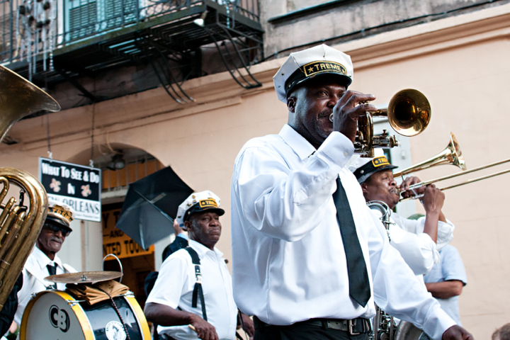 Treme Brass Band Tour Dates