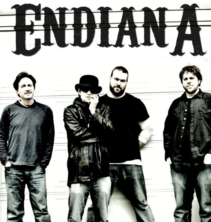 Endiana Tour Dates