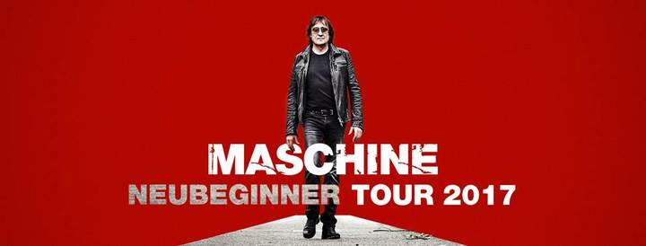 DIETER MASCHINE BIRR @ Live-Tour // Lindenpark - Potsdam, Germany