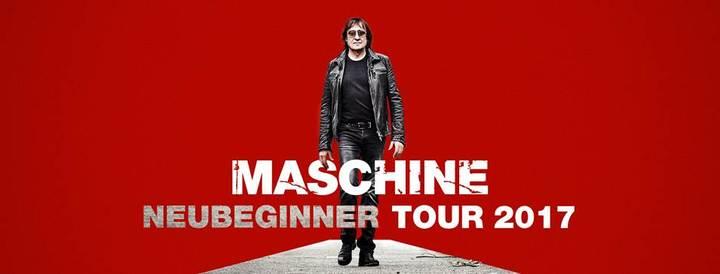 DIETER MASCHINE BIRR @ Live-Tour // Messehalle - Frankfurt, Germany
