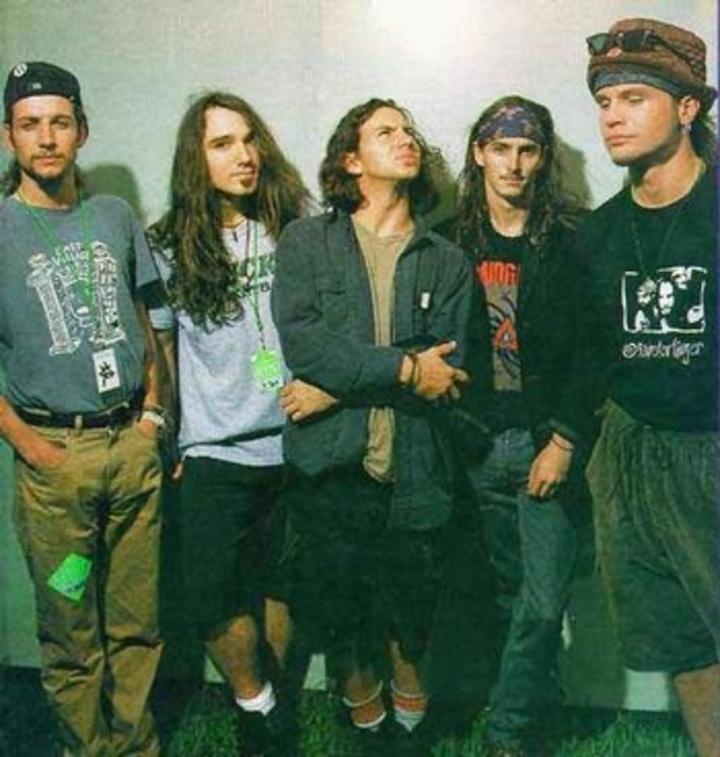 Pearl Jam Tour Dates