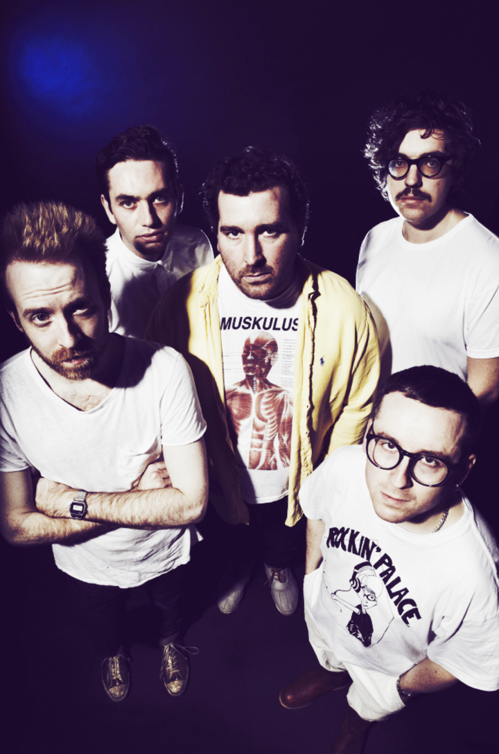 Hot Chip @ Sir Stewart Bovell Park - Abbey, Australia