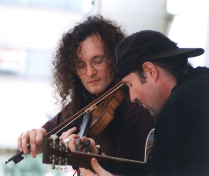 Martin Hayes & Dennis Cahill @ Hopkins Center for the Arts - Hanover, NH