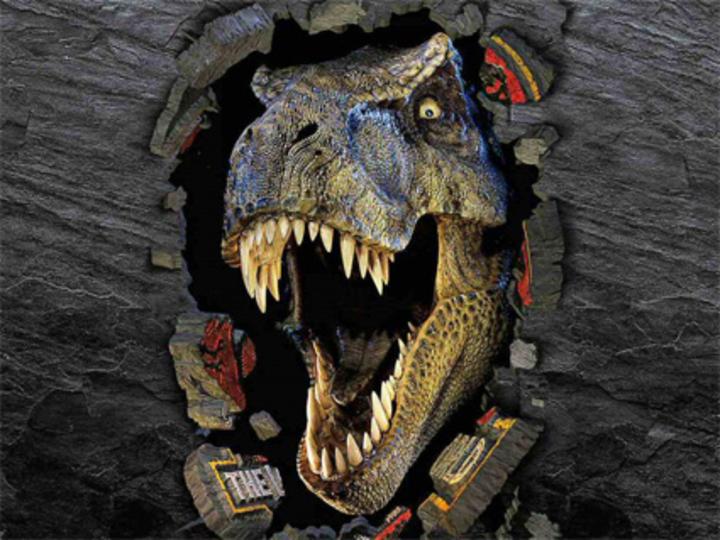 Jurassic Park Tour Dates