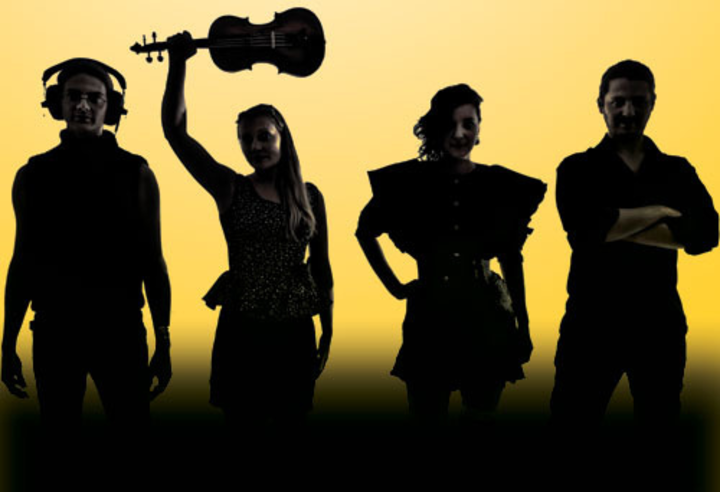 Monster Ceilidh Band @ National Forest Folk Club - Ashby De La Zouch, United Kingdom