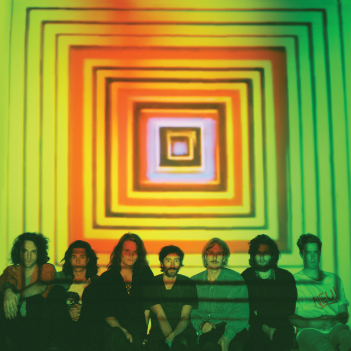 King Gizzard and the Lizard Wizard @ Paradiso Grote Zaal - Amsterdam, Netherlands