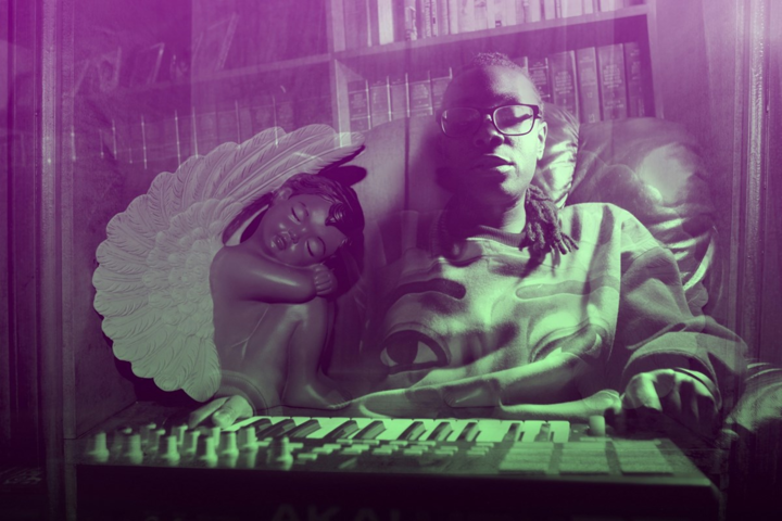 Jlin @ Club Fantasy - Detroit, MI