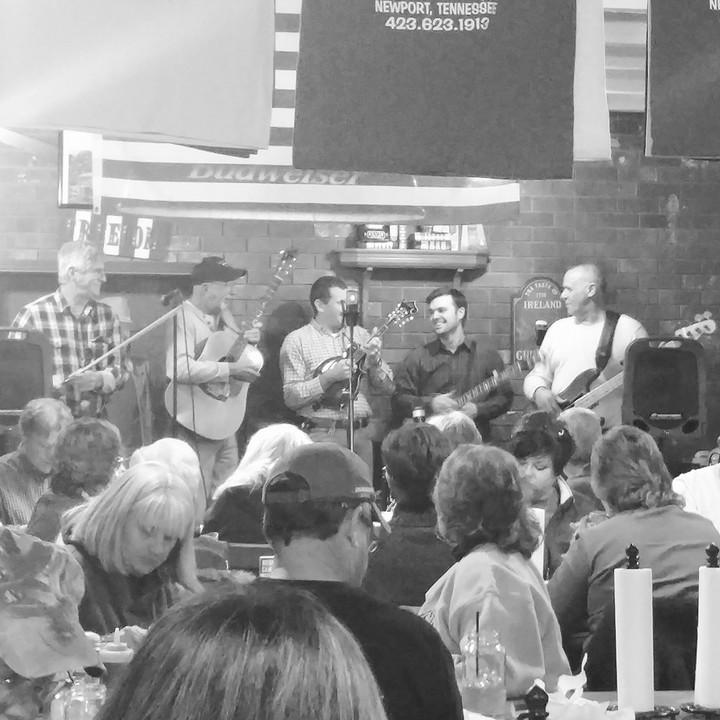 Tennessee Borderline Bluegrass Tour Dates