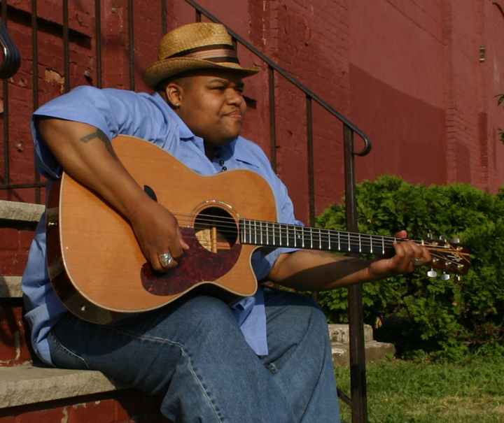 Toshi Reagon @ Royce Hall - Los Angeles, CA