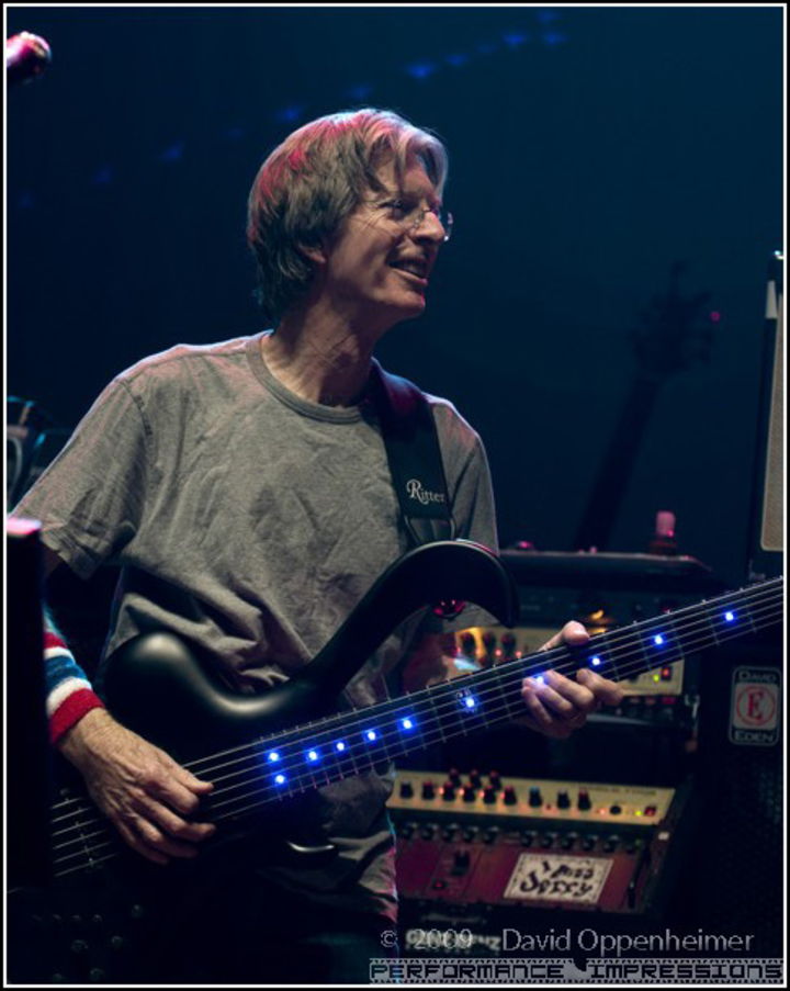 Phil Lesh Tour Dates