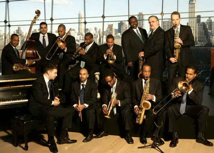 Jazz at Lincoln Center Orchestra @ Tilles Center Concert Hall - Brookville, NY