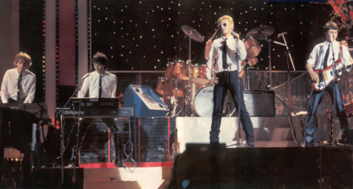 Decibel Tour Dates
