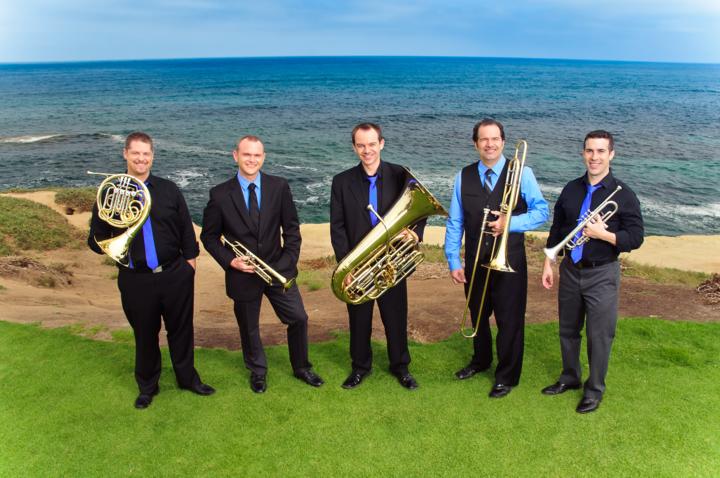 Presidio Brass Tour Dates