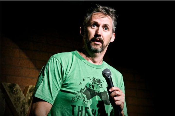 Harland Williams @ Irvine Improv - Irvine, CA