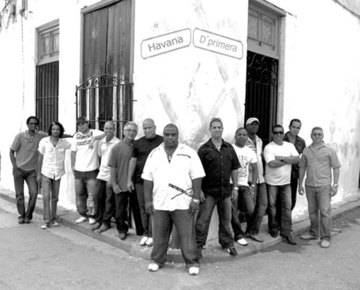 Havana D'Primera Tour Dates