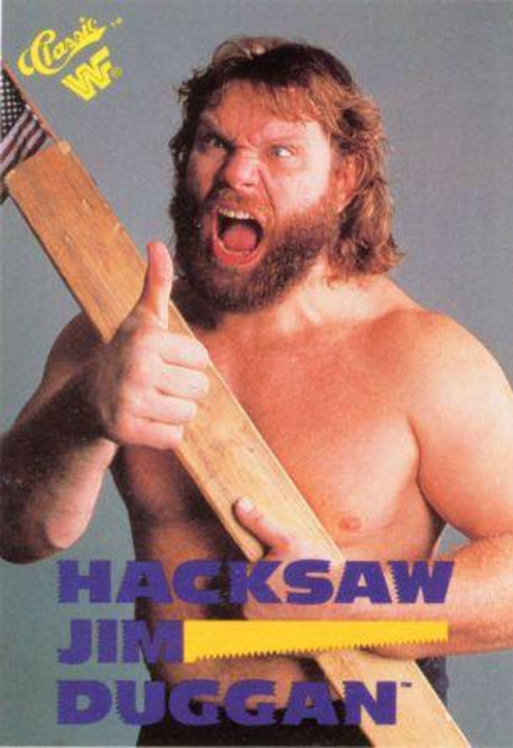 Hacksaw Jim Duggan Tour Dates