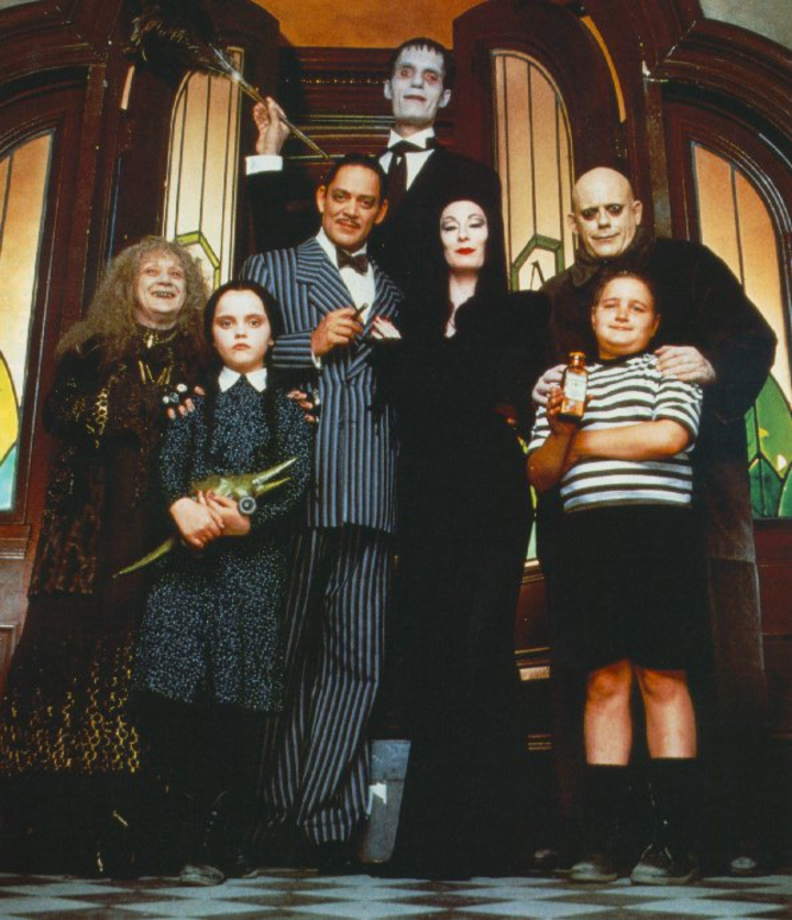 The Addams Family Tour Dates