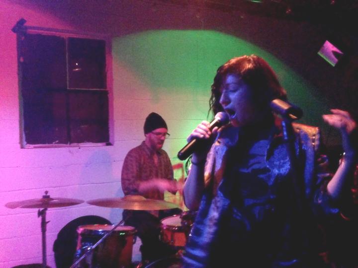 Toxic Moxie @ Strange Matter - Richmond, VA