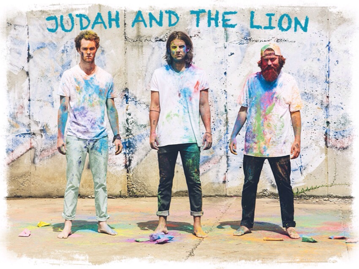 Judah and the Lion @ Iron City - Birmingham, AL
