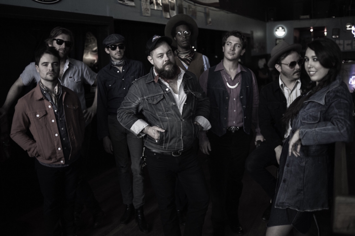 Nathaniel Rateliff & The Night Sweats @ Chevron Festival Gardens - Beckenham, Australia