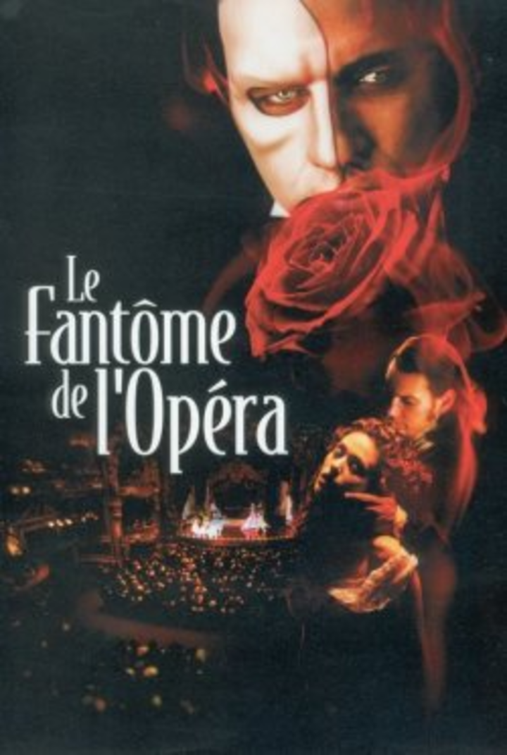 Le Fantôme de L'Opéra @ THEATRE ANTIQUE - Orange, France
