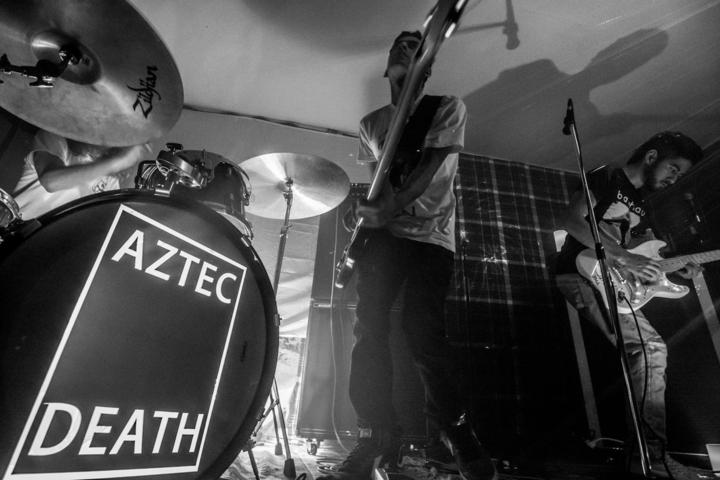 Aztec Death Tour Dates