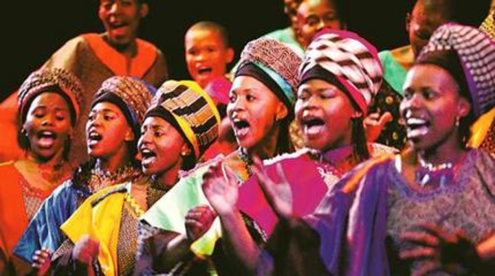 Soweto Gospel Choir @ Theater - Nienburg, Germany