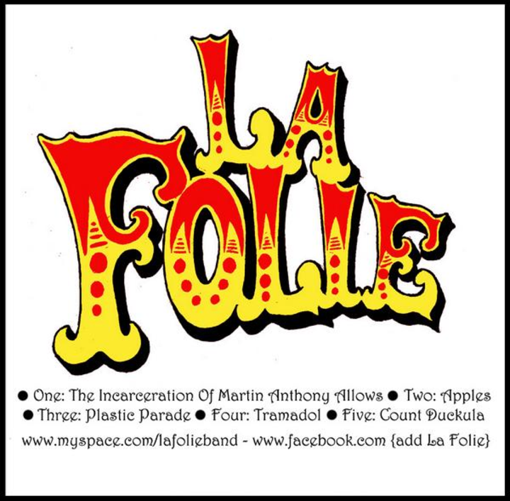 La Folie Tour Dates