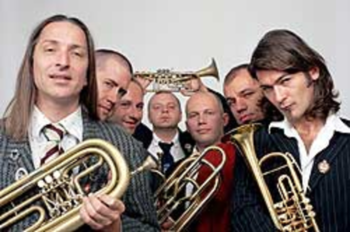 Mnozil Brass @ Theater am Aegi - Hannover, Germany